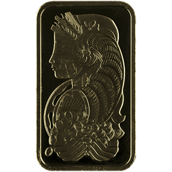 Gold Bars Front