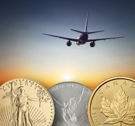 Precious Metals Refinery Clients includes Aircraft manufacturers