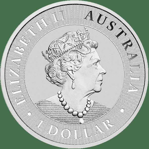 2019 Silver Kangaroo Back