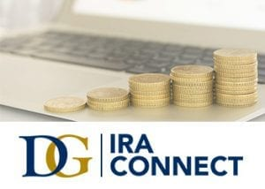 IRAConnect Precious Metals IRA website