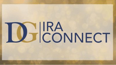 IRAConnect - Discover how easy Precious Metals IRAs can be