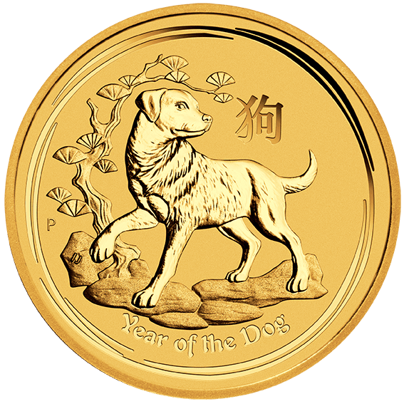 Perth Lunar Gold – 2018 Front