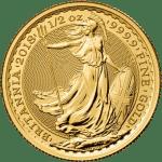 British Gold Britannia - 2018