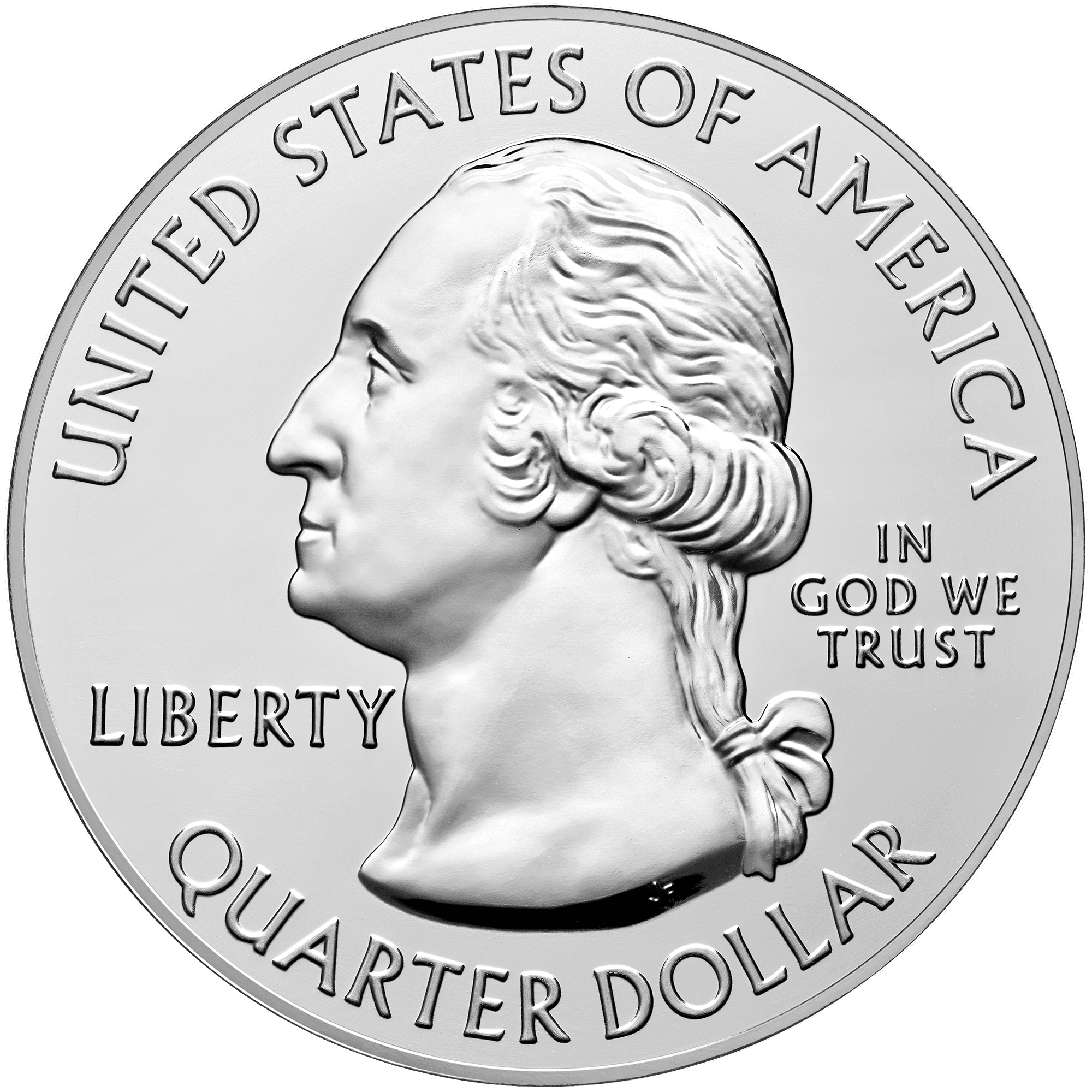 ATB Silver – George Rogers Clark Back