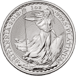 2018 Platinum Britannia - First ever from Royal Mint