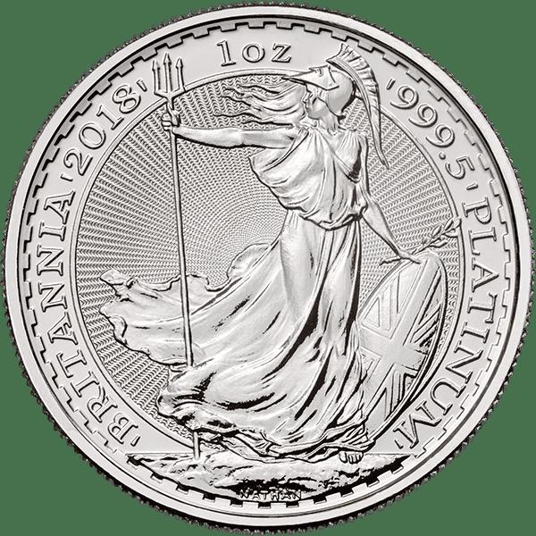 2018 Platinum Britannia Front