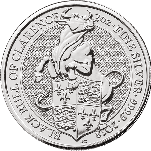Black Bull of Clarence – Silver Front