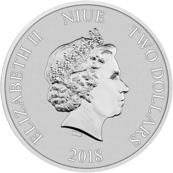 Niue Silver – Scrooge McDuck Back
