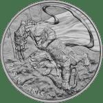 South Korean Silver - Zi:Sin Series - Canis Rev