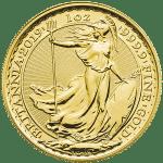 2019 Gold Britaqnnia
