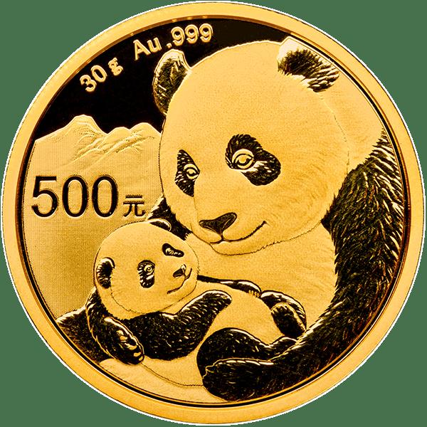 Gold Panda 2019 Front