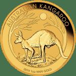2019 Gold Kangaroo