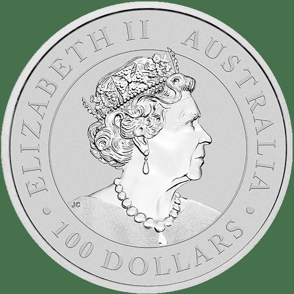 2019 Platinum Kangaroo Back