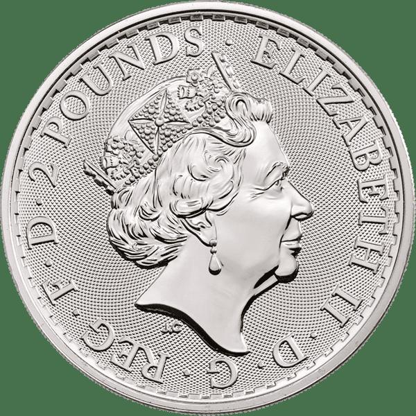 Silver Britannia 2019 Front