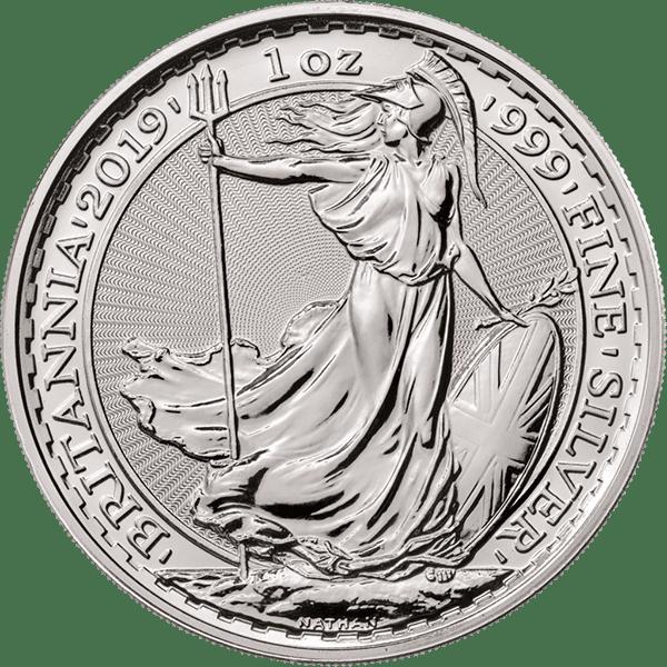 Silver Britannia 2019 Back
