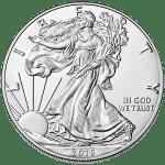 Silver American Eagle 2019
