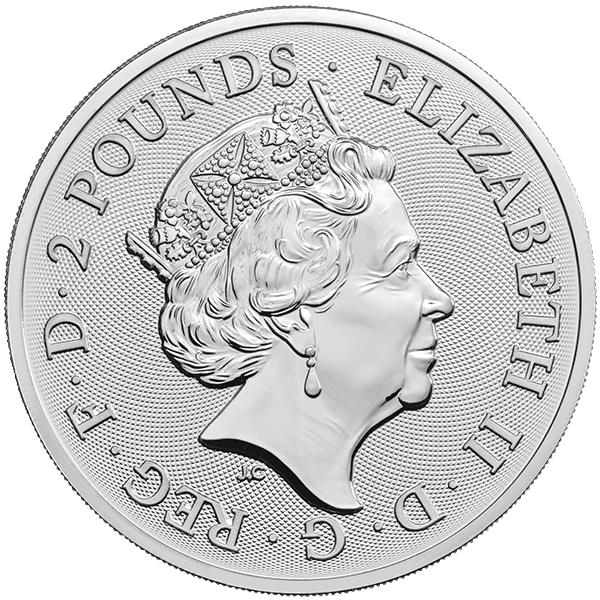 The Royal Arms Silver Back