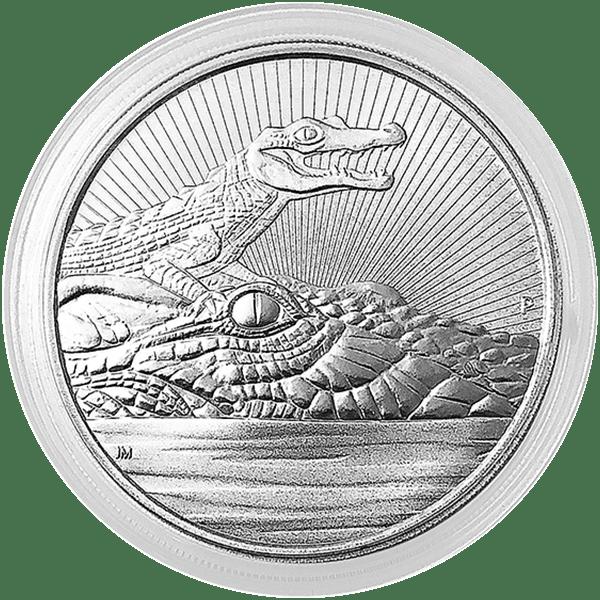 Silver Next Generation Crocodile