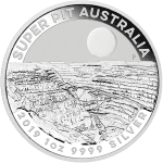 Sivler Super Pit Perth Mint Bullion