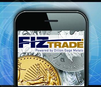Mobile Precious Metals Trading