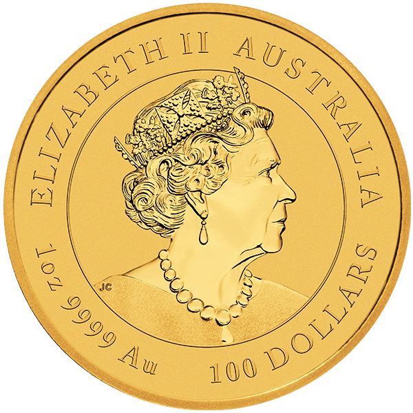 Perth Lunar 2020 Gold Back