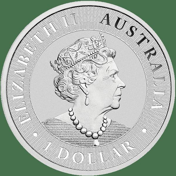 2020 Silver Kangaroo Back