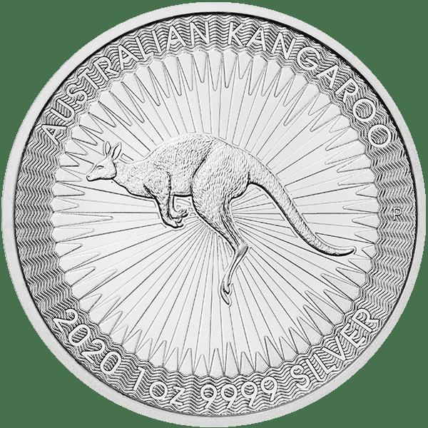 2020 Silver Kangaroo Front