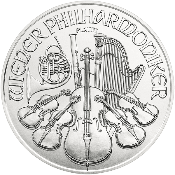 Austrian Philharmonic Platinum Front