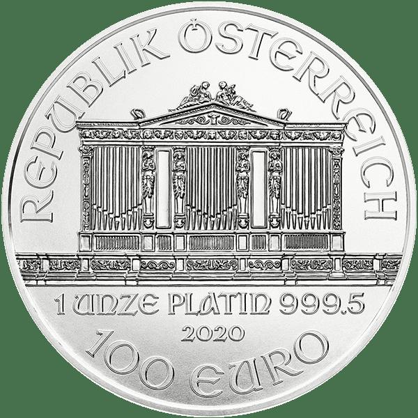 Austrian Philharmonic Platinum Back