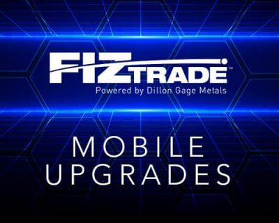 FizTrade Mobile App Upgrades