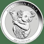 Koaka Silver 2020 Bullion