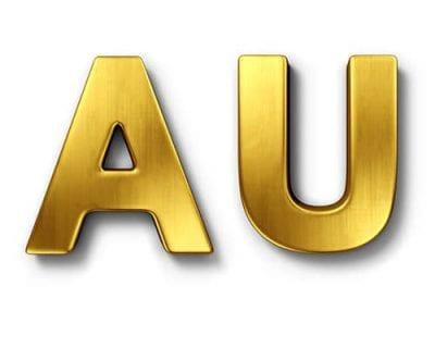 Gold Slips On Durable Goods