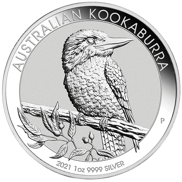 Silver Kookaburra Front
