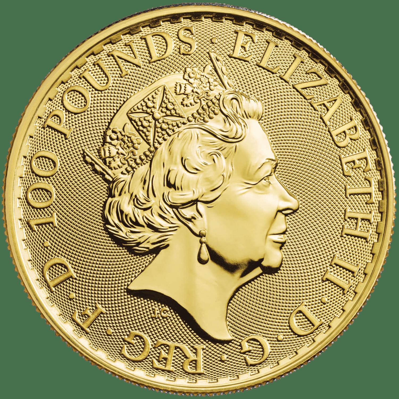 Gold Britannia 2021 Back