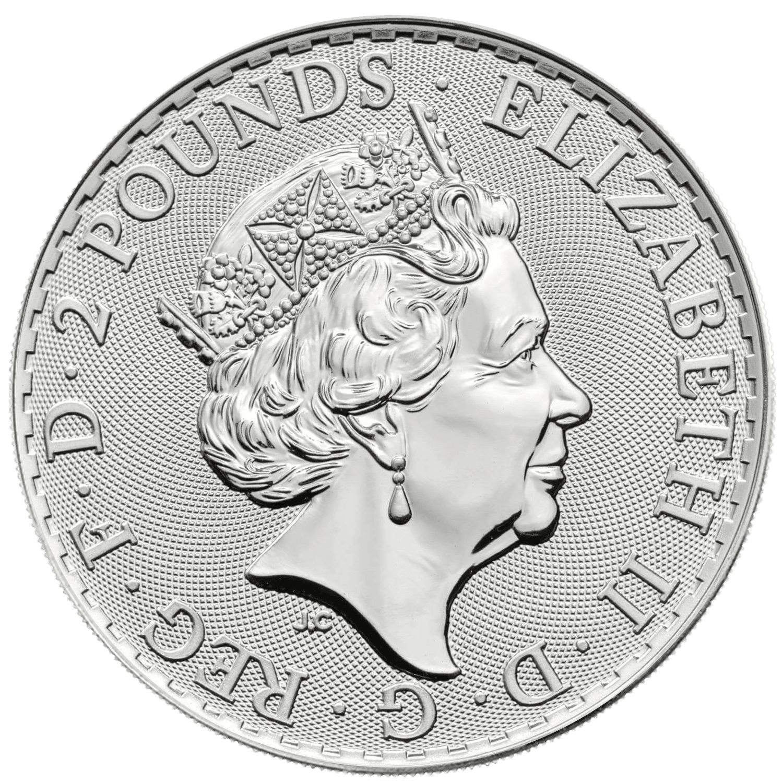 Silver Britannia 2021 Back