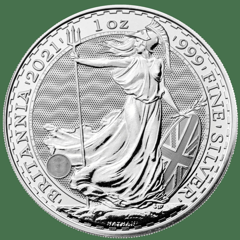 Silver Britannia 2021 Front