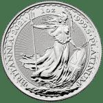 Platinum Britannia 2021 Bullion