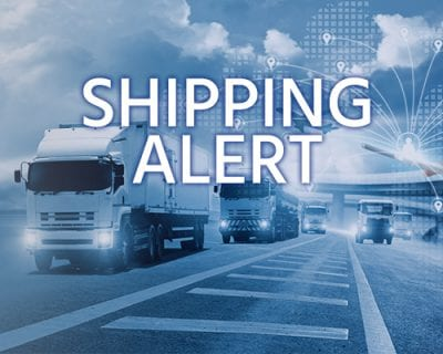 Shipping Delay Alert