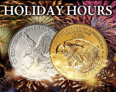 July 4th Holiday Hours