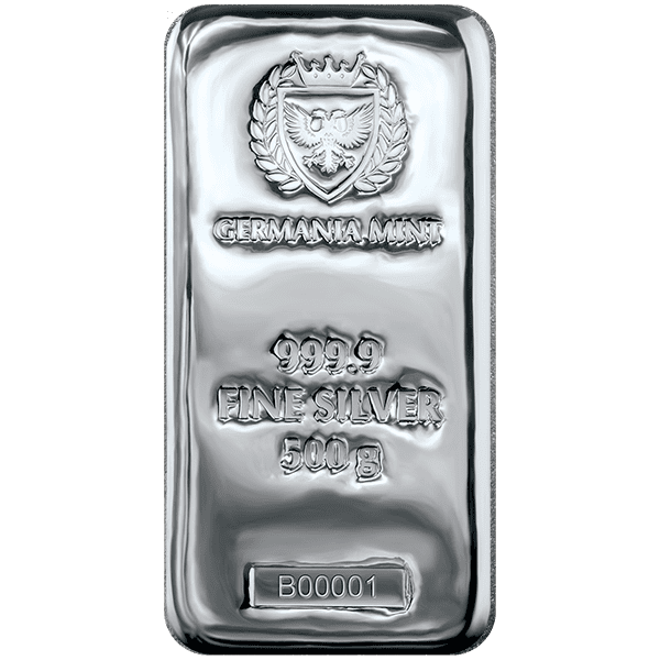 Germania Cast Bars Front