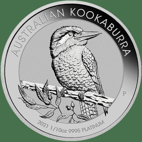 Kookaburra Platinum Front